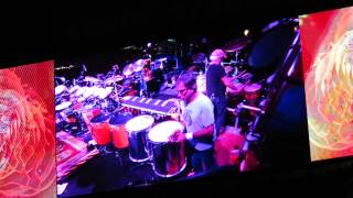 Grateful Dead: Drums 6-27-2015, Santa Clara, CA