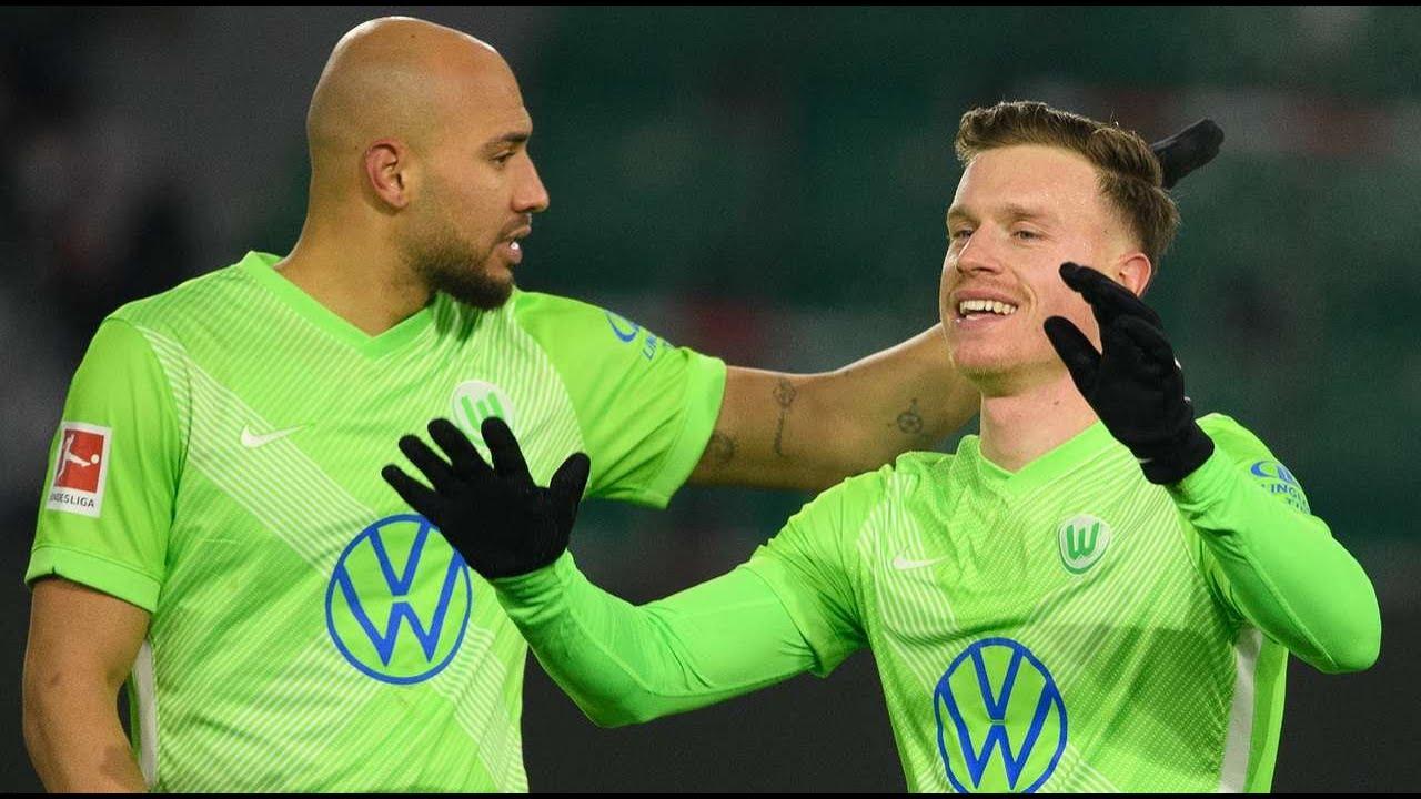 Download Wolfsburg 2-0 Hertha Berlin| All goals and highlights 27.02.2021 | GERMANY Bundesliga | PES
