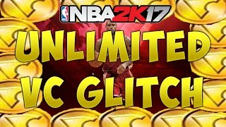 NBA 2K17 UNLIMITED VC GLITCH *NEW* | AFTER PATCH | INSTANT 450,000 VC PER MIN