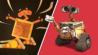 Make Your Own Cardboard WALLE | Draw With Pixar
