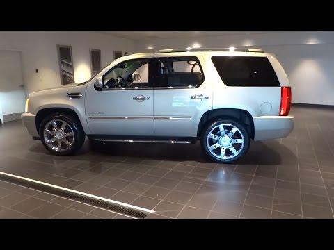 2010 Cadillac Escalade - YouTube