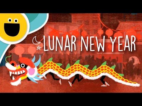 Celebrate Lunar New Year! (Sesame Studios)