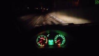 Uaz Pickup - ночной обзор (4k, UHD)
