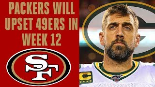 Packers Aaron Rodgers WILL UPSET 49ers on NFL Sunday Night Football | CBS Sports HQ