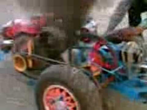 kubota turbo drag thailand