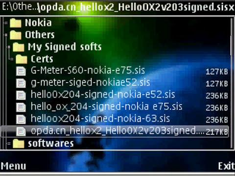 X-PLORE N95 8GB NOKIA TÉLÉCHARGER