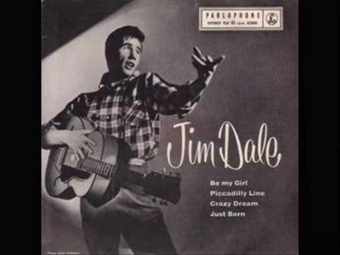 Jim Dale - Be My Girl ( 1957 )