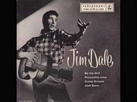 Jim Dale - Be My Girl ( 1957 )