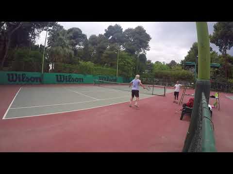Tenis Club Izmir Culture Park, Husseyin - Robert, Teniški klub Olimpija,  Part 1