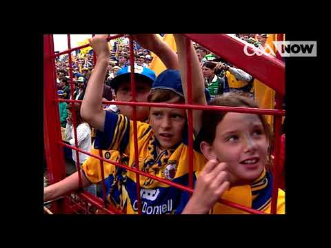 GAANOW Rewind - 1995 GAA Hurling All-Ireland Final: Clare v Offaly