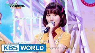 GFRIEND - Gone with the wind / NAVILLERA | 여자친구 - 너 그리고 나 [Music Bank COMEBACK / 2016.07.15]