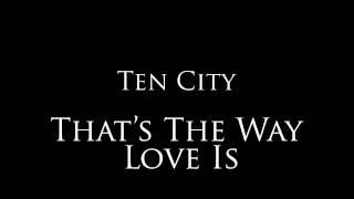 "Ten City - "" That"