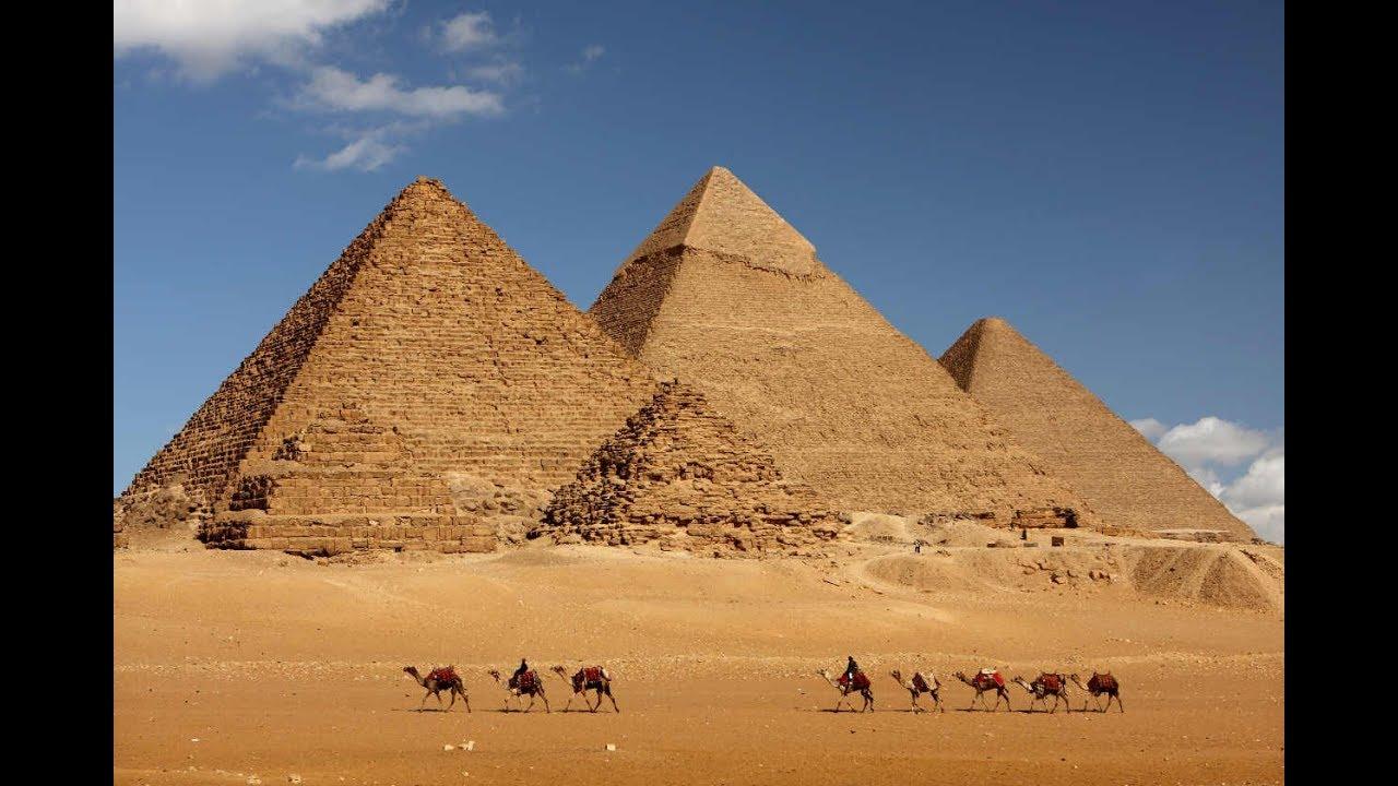 Download Quienes Construyeron las Piramides de Egipto - Documental
