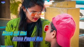 Mera Dil Bhi Kitna Pagal Hai// Love story//2021