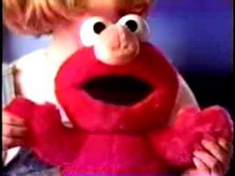 Commercial - Tickle Me Elmo