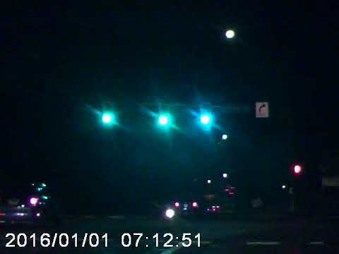 Seattle and area in my DASH CAM 128