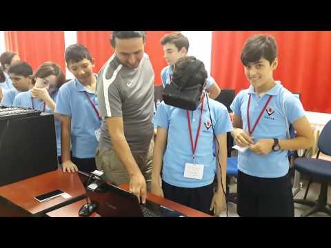 virtual reality in education pdf