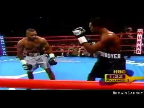 Roy Jones JR Legend  Cant Be Touched