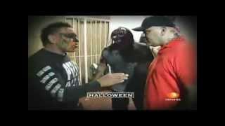 promo AAA konnan, zorro y hernandez boxeando