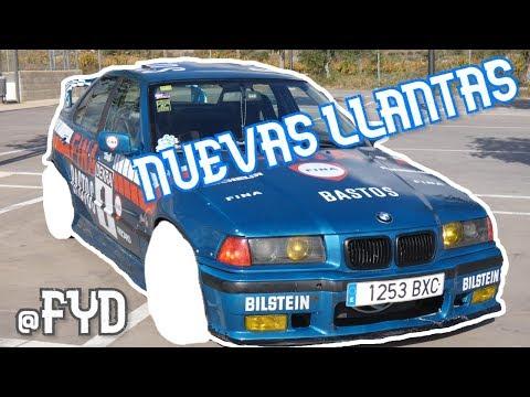 ¿Llantas Nuevas Para El BMW? ❕ENSEÑANDO MI BMW E36 325i ❕   🚗 M50B25