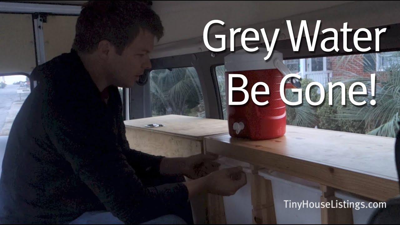 How To Handle Grey Water I Need Your Help Youtube