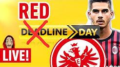 So lief der Deadline Day auf dem Transfermarkt! (live) | FUSSBALL 2000 - Eintracht-Videopodcast