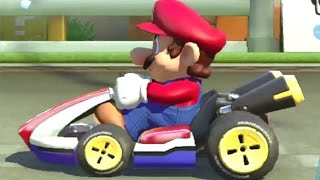Mario Kart Series - All Shell Cup Courses