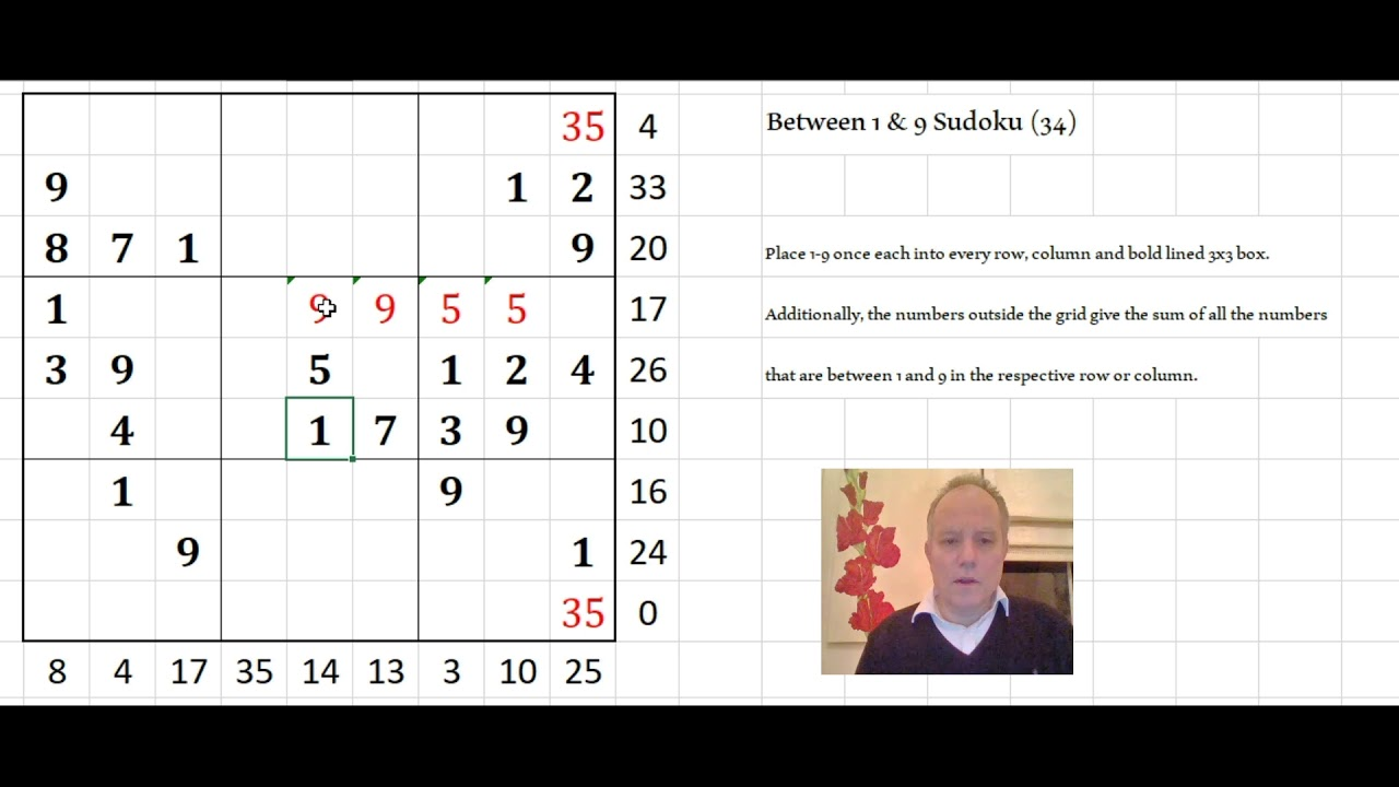 Can you solve it? Sandwich sudoku - a new puzzle goes viral