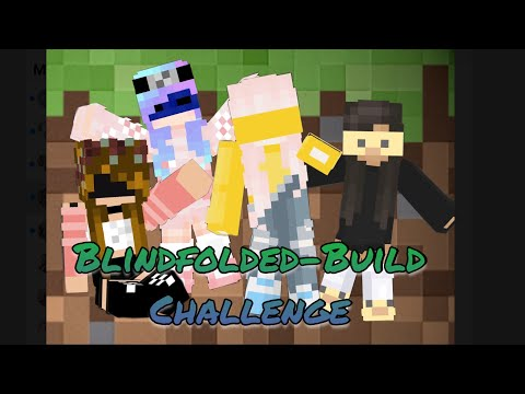 The Blindfolded-Build Challenge - Ft. ScrubbyBuilders thumbnail