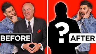 "Shark Tank's ""Mr. Wonderful"" (Kevin O'Leary) gets an EXTREME MAKEOVER!"