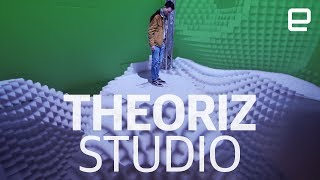 The future of augmented reality at Theoriz Studio | Hands-On