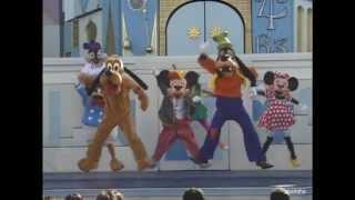 Tokyo Disneyland - Mickey Mouse Club 1995