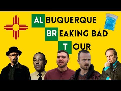 The Real Albuquerque Breaking Bad Tour