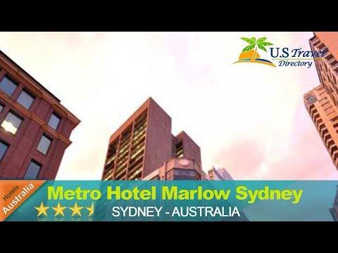 Metro Hotel Marlow Sydney Central - Sydney Hotels, Australia