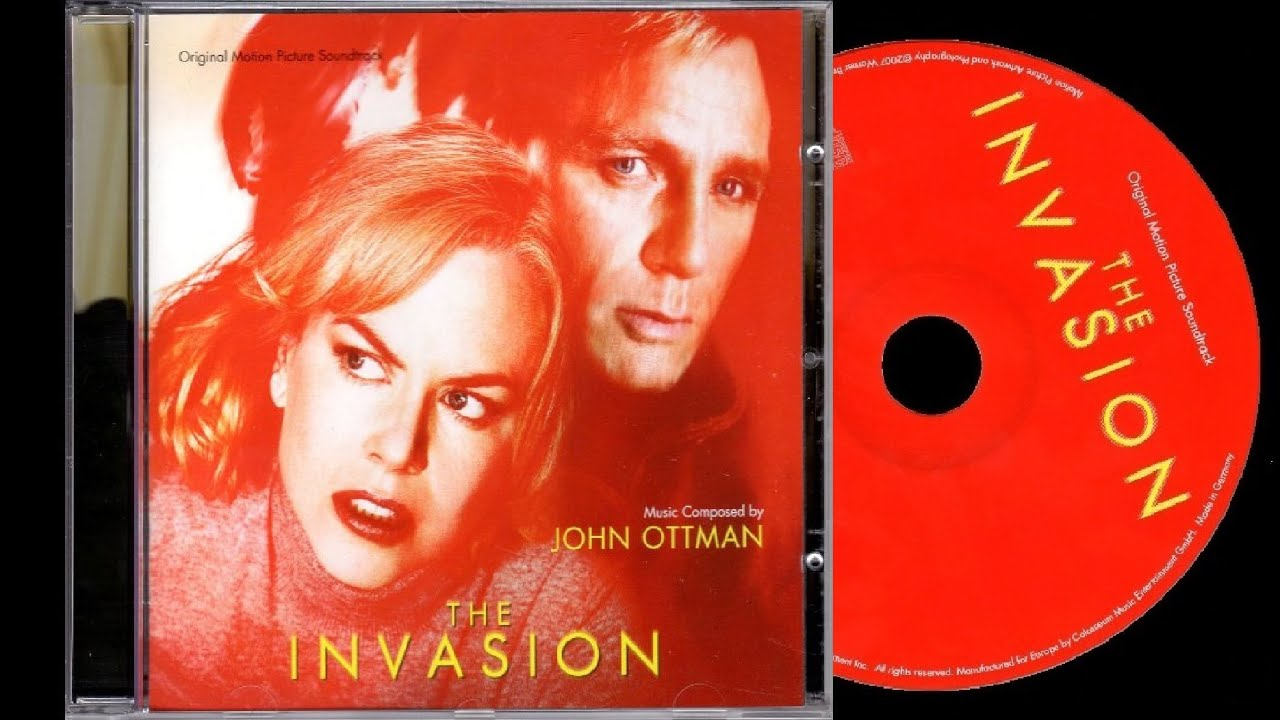 Download THE INVASION (2007) [FULL CD]