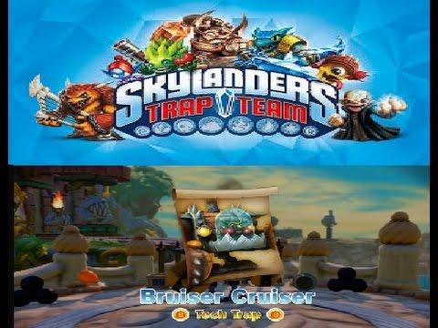 Skylanders trap team walkthrough how to beat bruiser cruiser