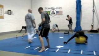mma conditioning class