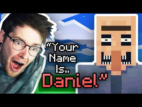 This Minecraft Map Read My Mind... - DanTDM