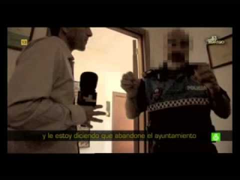 Tordesillas 2010 - Echan del Ayto. a Gonzo de El Intermedio y en el pueblo hay miedo a hablar