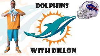 Buffalo Bills vs. Miami Dolphins Live Reaction