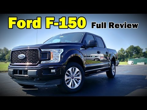 2018 Ford F-150: Full Review | STX Sport Edition