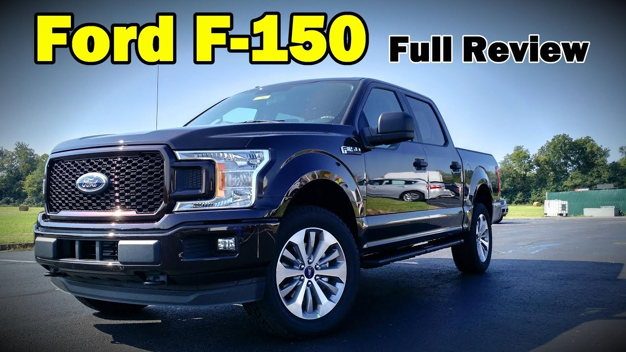 2018 ford f 150 full review stx sport edition
