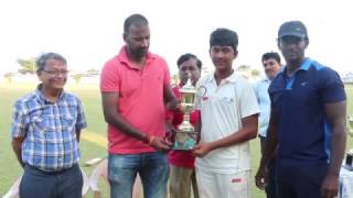 TNCA schools cricket tourney / St Bedes wins