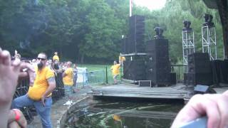 Collie Buddz & New Kingston Legalize It Tour (Part7)