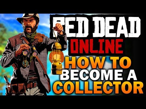 Becoming A Collector! New Treasure Maps & More! Red Dead Online Frontier Pursuits Update