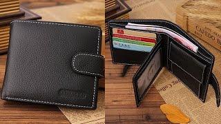 Недорогой мужской кошелёк, бумажник или портмоне и...