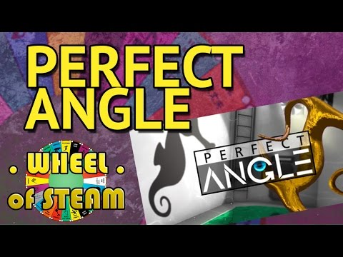 Wheel of Steam - PERFECT ANGLE: The puzzle game based on optical illusions