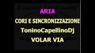 ARIA Base Karaoke (cori) di ToninoCapellinoDj