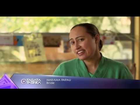 TAGATA PASIFIKA: Tuvalu Wedding