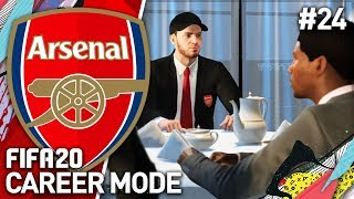 ONE LAST JANUARY SIGNING! | FIFA 20 ARSENAL CAREER MODE #24